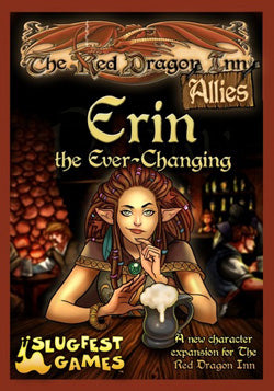 Red Dragon Inn: Allies: Erin the Ever Changing