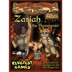 Red Dragon Inn: Allies: Zariah the Summoner