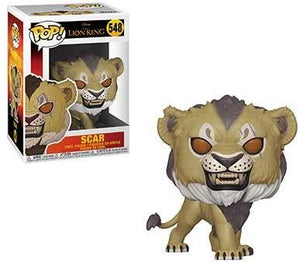 Funko Pop! Disney The Lion King: Scar - Lulu Games