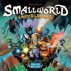 Small World Underground - Lulu Games