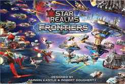 Star Realms: Frontiers - Lulu Games