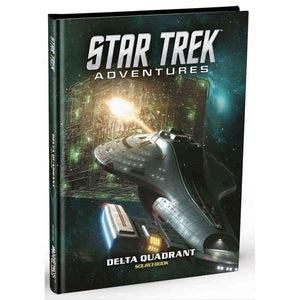 Star Trek Adventures RPG: Delta Quadrant Sourcebook