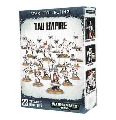 Warhammer 40,000: Start Collecting! Tau Empire - Lulu Games