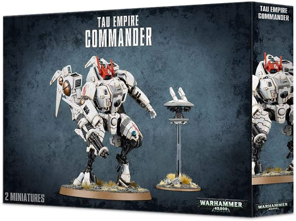 Warhammer 40,000: Tau Empire - Commander - Lulu Games