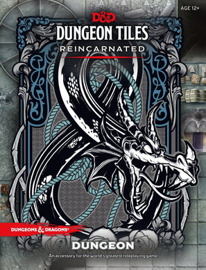 D&D Dungeon Tiles: Dungeon - Lulu Games