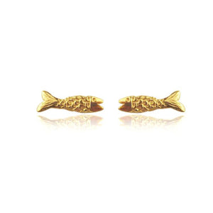 Gill Wing Momocreatura Mini Fish Studs