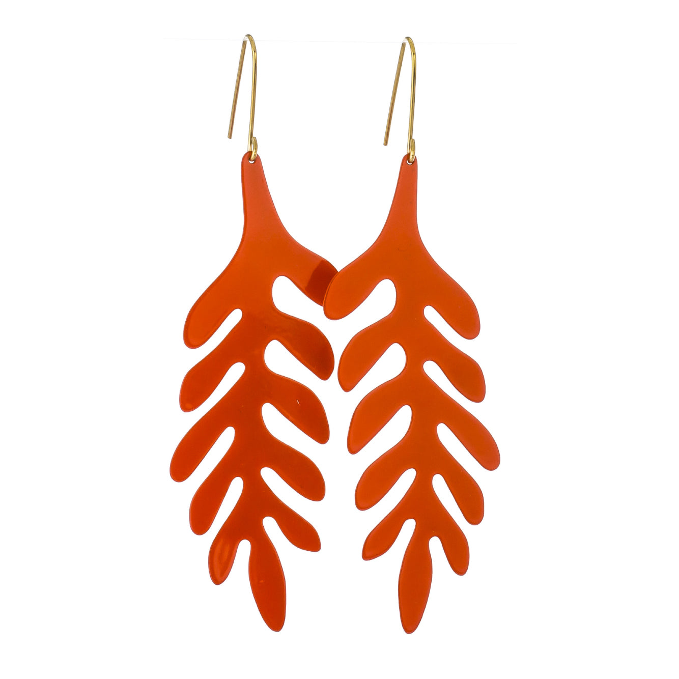 Papaya Olympia Earrings Large