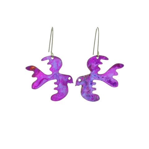 Giverny Free as a Bird Earrings Small