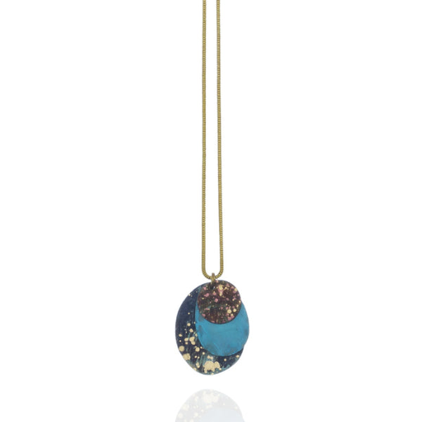 Amazonia Rocks From The Moon Necklace
