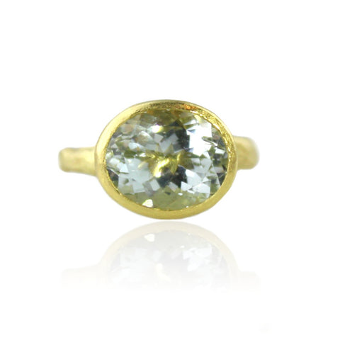 Disa Allsopp 5ct Aquamarine Ring