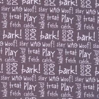 Dog Bark Purple/Grey FF254 col2