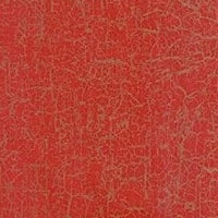 Deco 336  Red/Gold Crackle