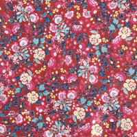 Deco 751  Red Floral Mix