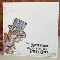 Sir Theodore Cogsworth - A6 unmounted stamp sheet