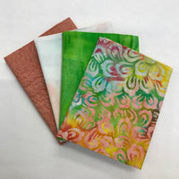 Fat Quarter Batik Set-FQ39- last one!