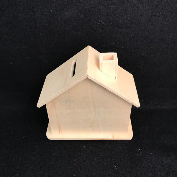 House Money Box - Plywood