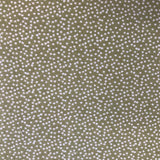 FF281 col02 Cream Dots on Pale Green