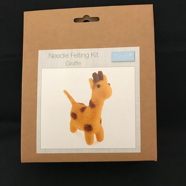 Needle Felting Kit - Giraffe TCK001