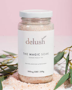 Magic Soak ($28) Delush