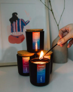 Candle ($38) Foxglove Collections