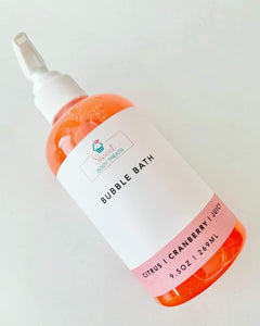 Bubble Bath ($15) Sweet Body Treats