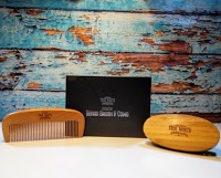Beard Brush & Comb ($25) True North