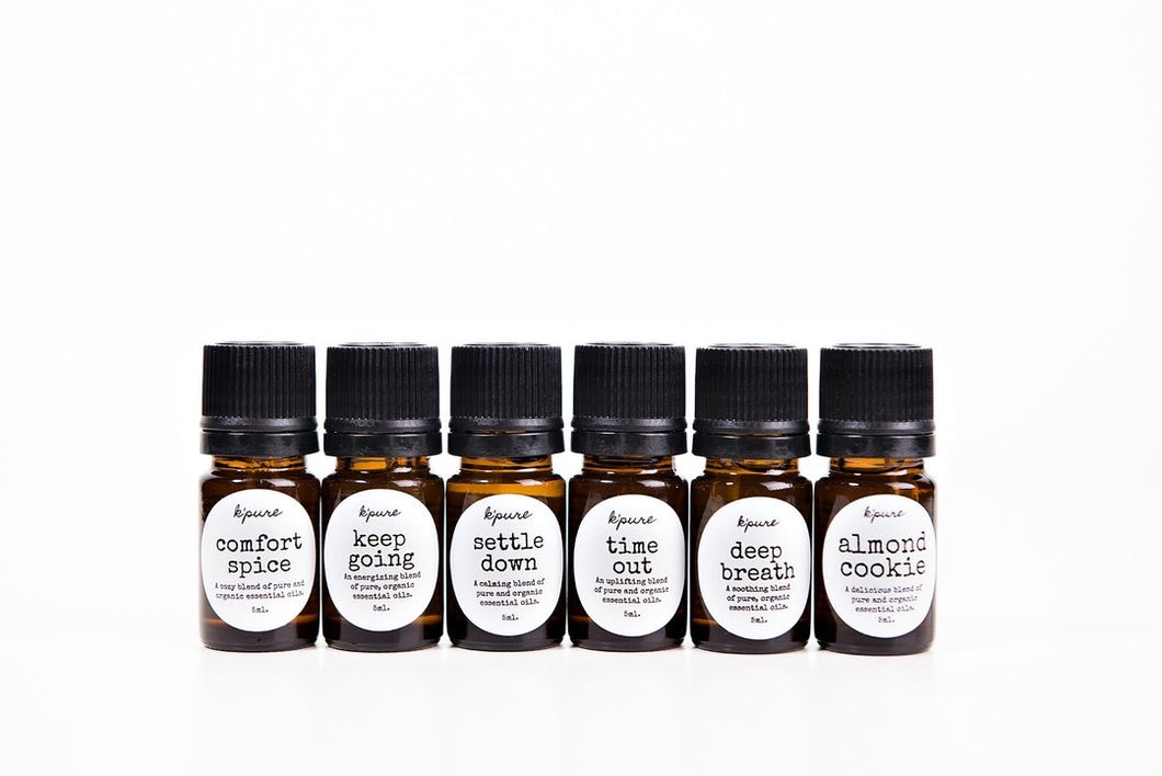Essential Oil Blends ($11) Kpure