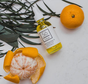 Orange Body Oil ($24) So Luxury
