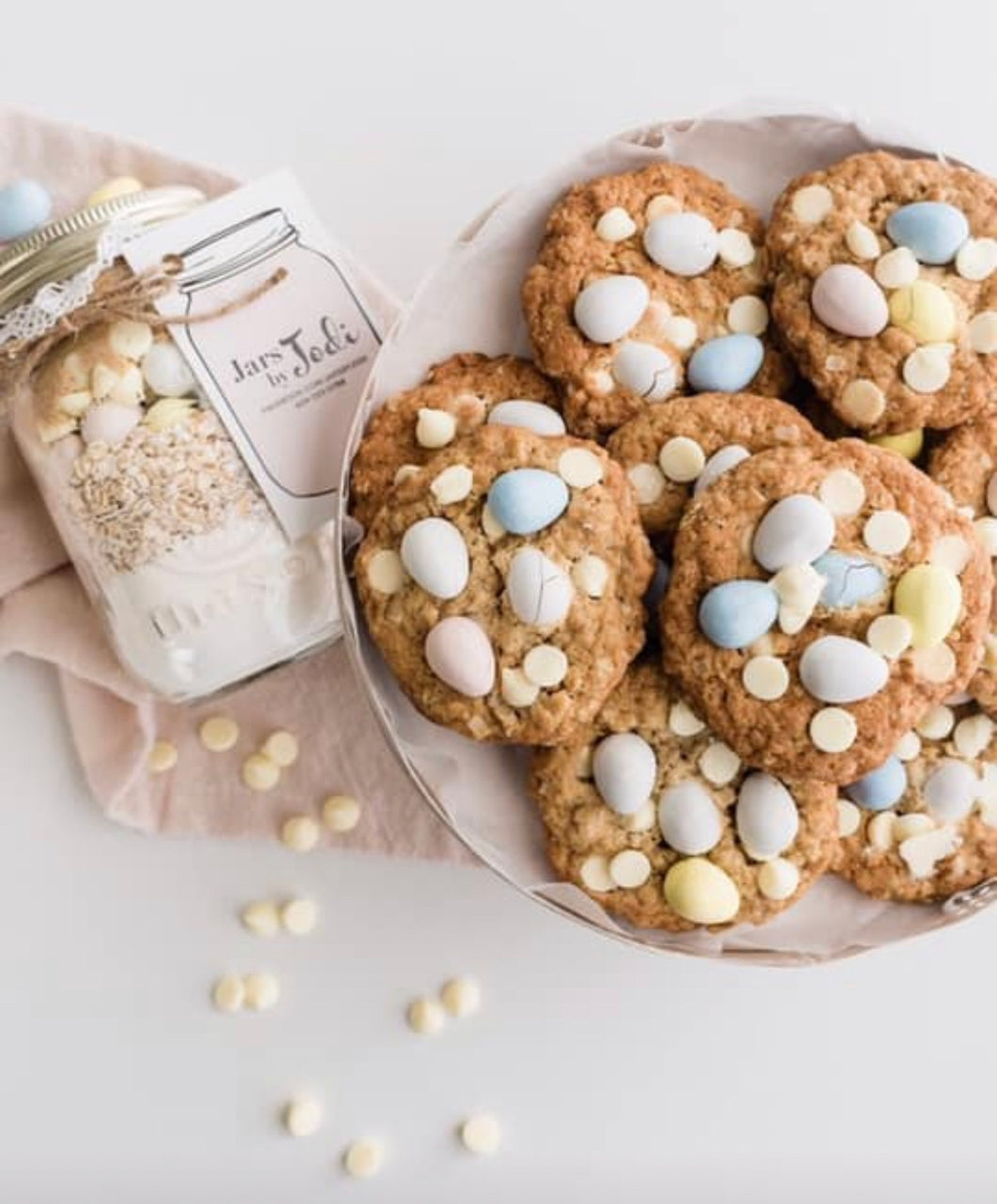 Cookie Mix ($8) Jars By Jodi