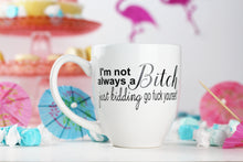 Load image into Gallery viewer, Cheeky Mugs (2 for $30) Empire of Sass
