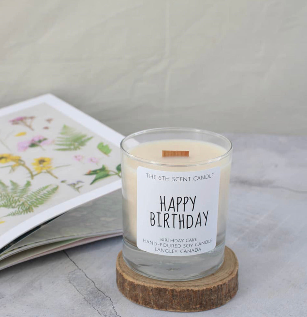 Special Occasion Candles ($25) 6th Scent Candle Co