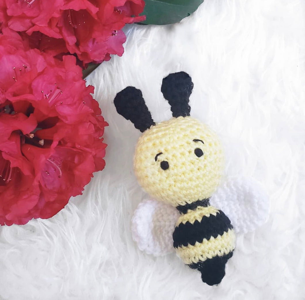 Stuffed Animal ($22) Riverbug Love