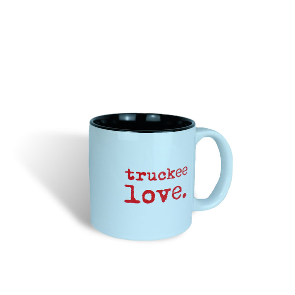 truckee love. coffee mug