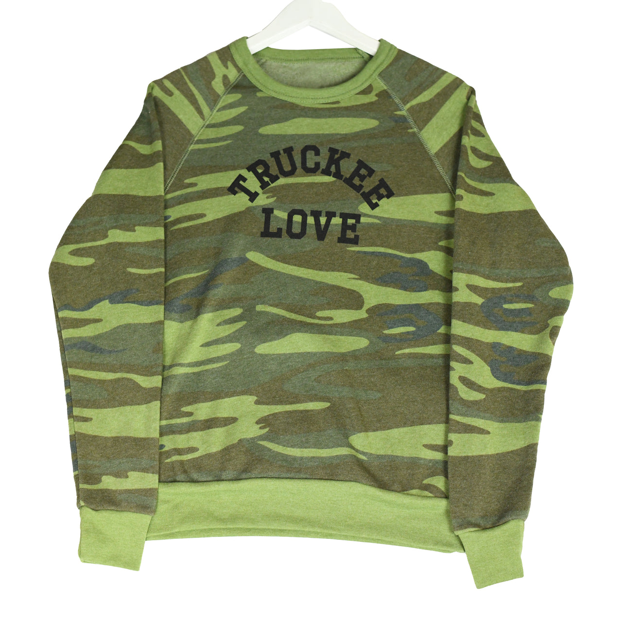 sweatshirt pullover Higher Learning camo