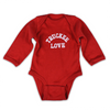 long sleeve-baby-onesie-Higher Learning