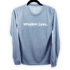 long sleeve tee-adult-typewriter