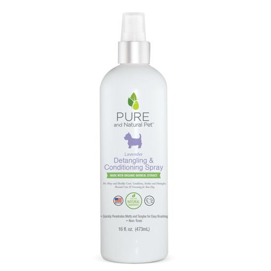 Detangling and Conditioning Spray