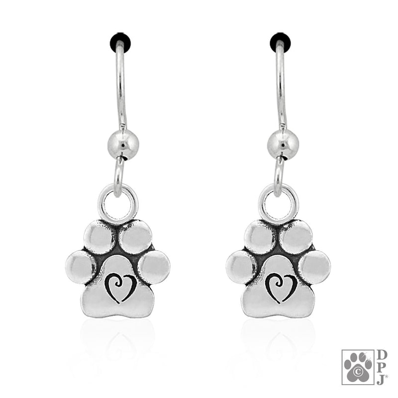 Baby Paw Earrings