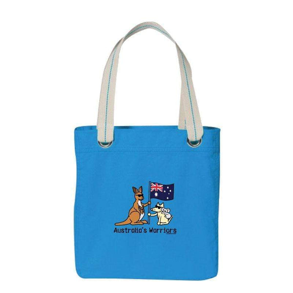 Australia's Warriors - Canvas Tote