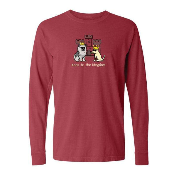 Kees To The Kingdom - Classic Long-Sleeve T-Shirt Classic