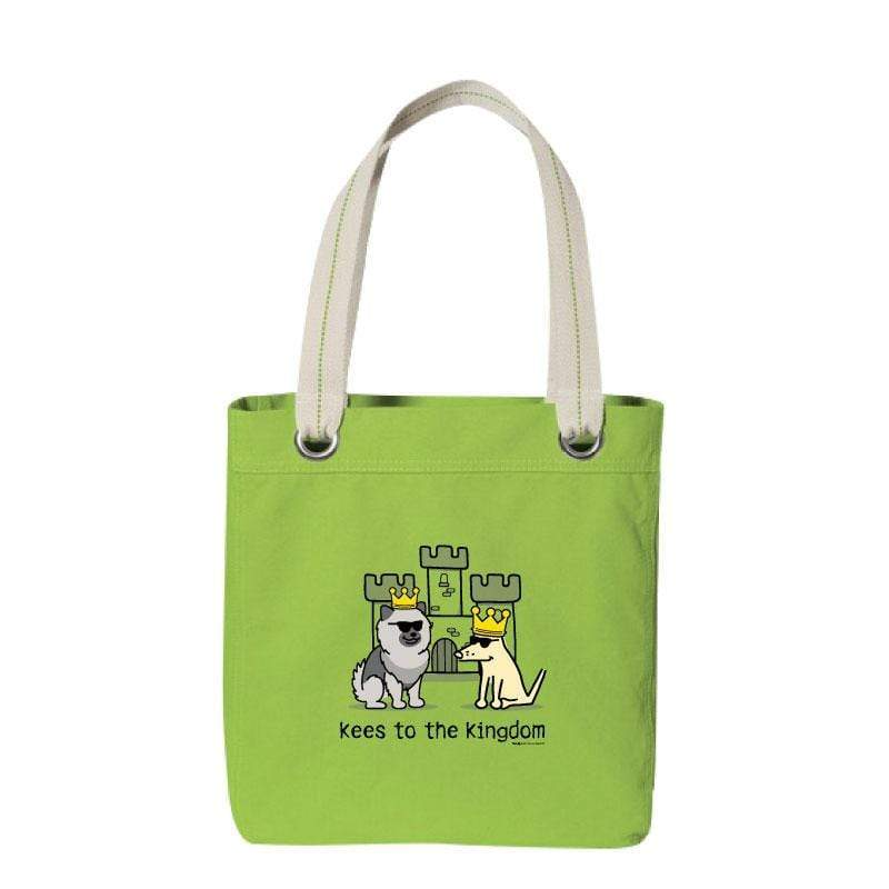 Kees To The Kingdom - Canvas Tote