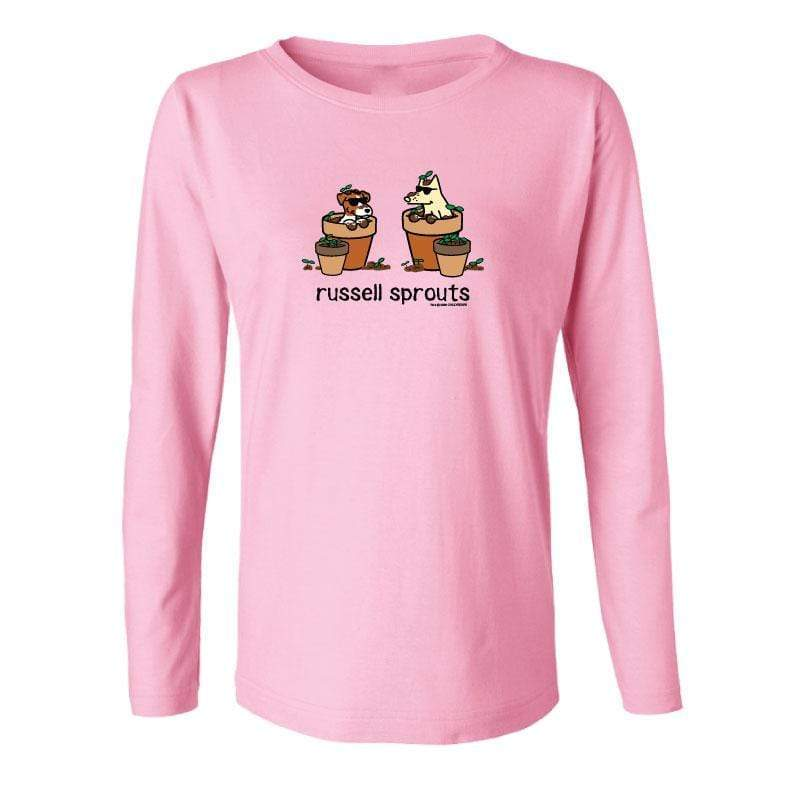 Russell Sprouts - Ladies Long-Sleeve T-Shirt