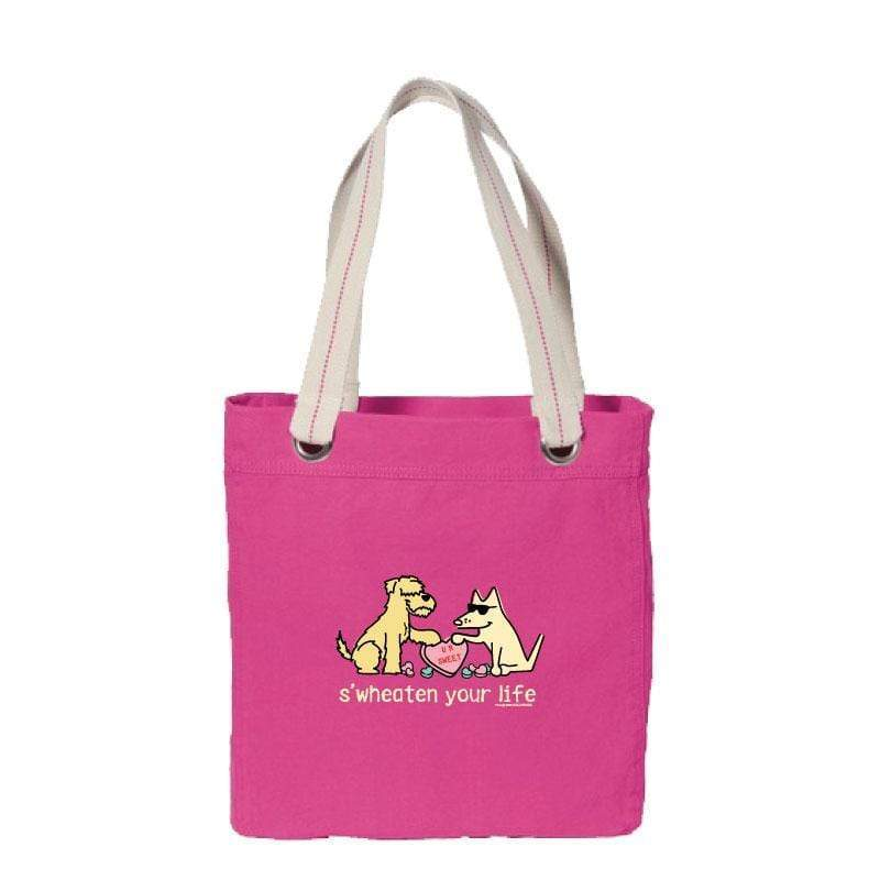 S'Wheaten Your Life - Canvas Tote