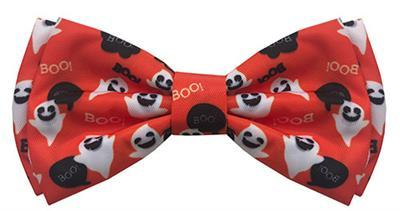 Ghostbusters Dog Bow Tie