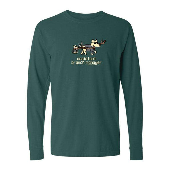 Assistant Branch Manager  - Classic Long-Sleeve T-Shirt