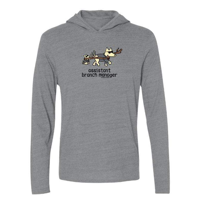 Assistant  Branch Manager - Long-Sleeve Hoodie T-Shirt