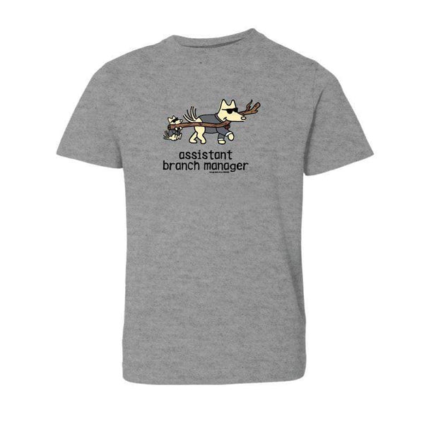 Assistant Branch Manager  - T-Shirt - Kids