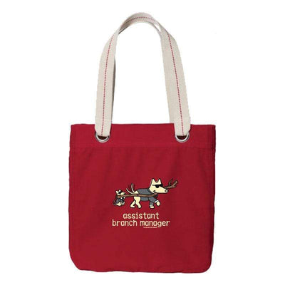 Assistant Branch Manager - Canvas Tote