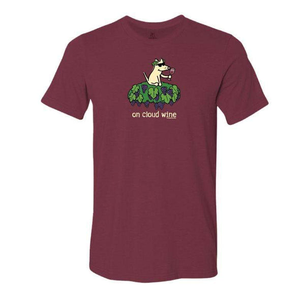 On Cloud Wine - Lightweight Tee