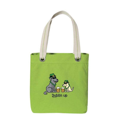 Dublin Up With The Irish - Canvas Tote